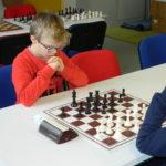 Le premier tournoi d'échecs de Broons
